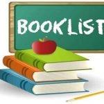 School Booklists 2021 to 2022